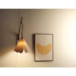 Ilsangisang souleaf ginko wall lamp
