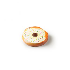 Pen and delli doughnut memo pad white