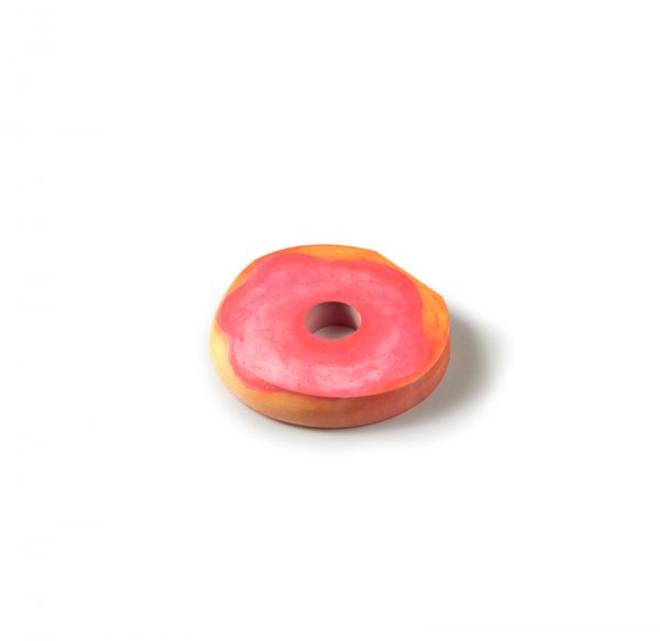 Pen and deli doughnut memo pad strawberry