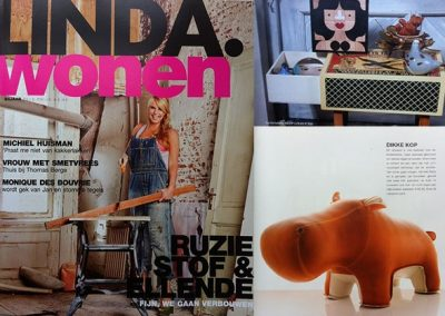 Linda-magazine