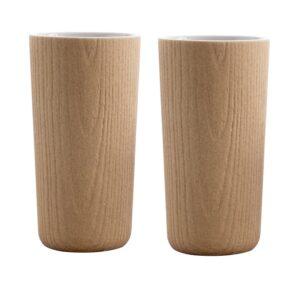 toast-mu-water-cup-oak-270ml-set-of-2