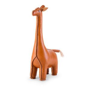 zuny-classic-giraffe-paperweight-tan