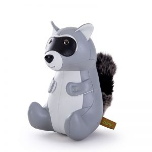 zuny-classic-raccoon-bookend