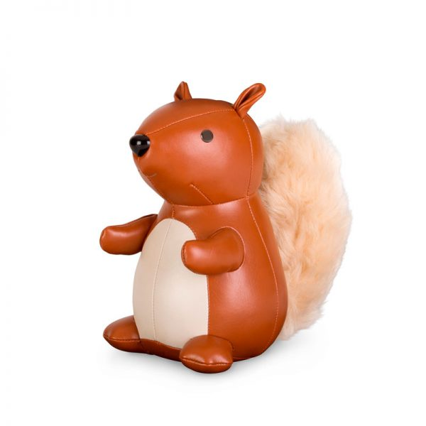 zuny-classic-squirrel-bookend