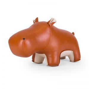 zuny-zuny-hippo-budy-doorstop-tan