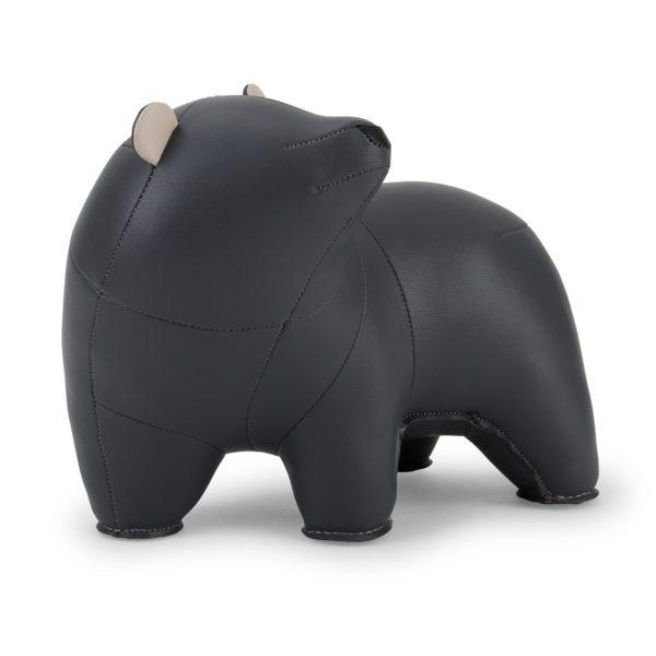 zuny-gaze-bear-bero-dark-grey