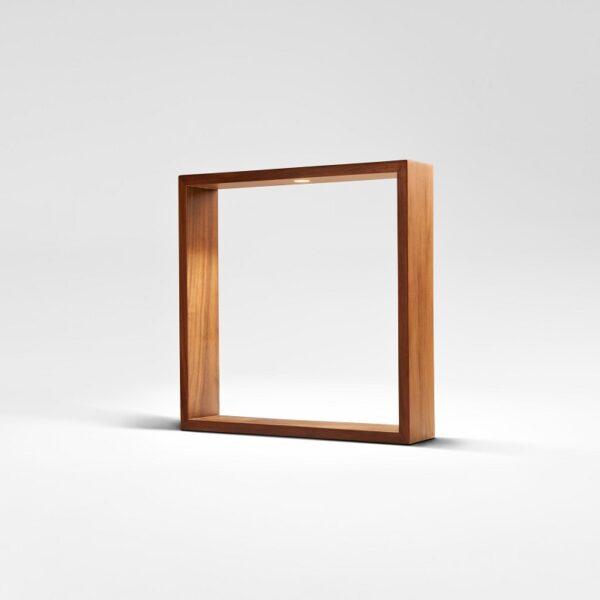 meta-design-square-m-walnut-wooden-led-table-lamp
